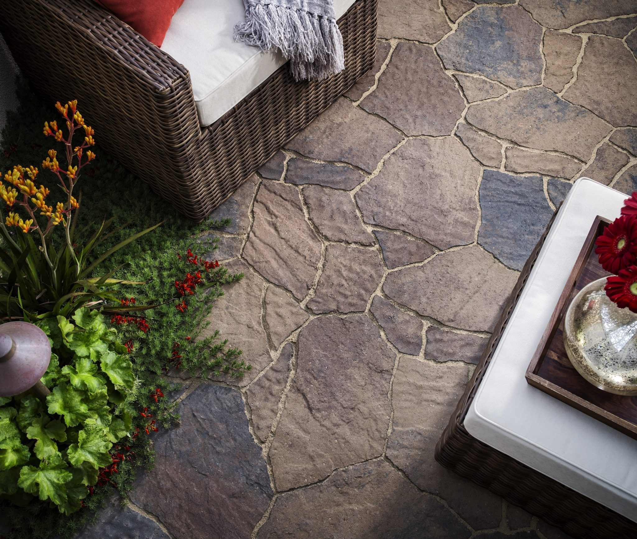 Belgard Mega-Arbel Paver Patio