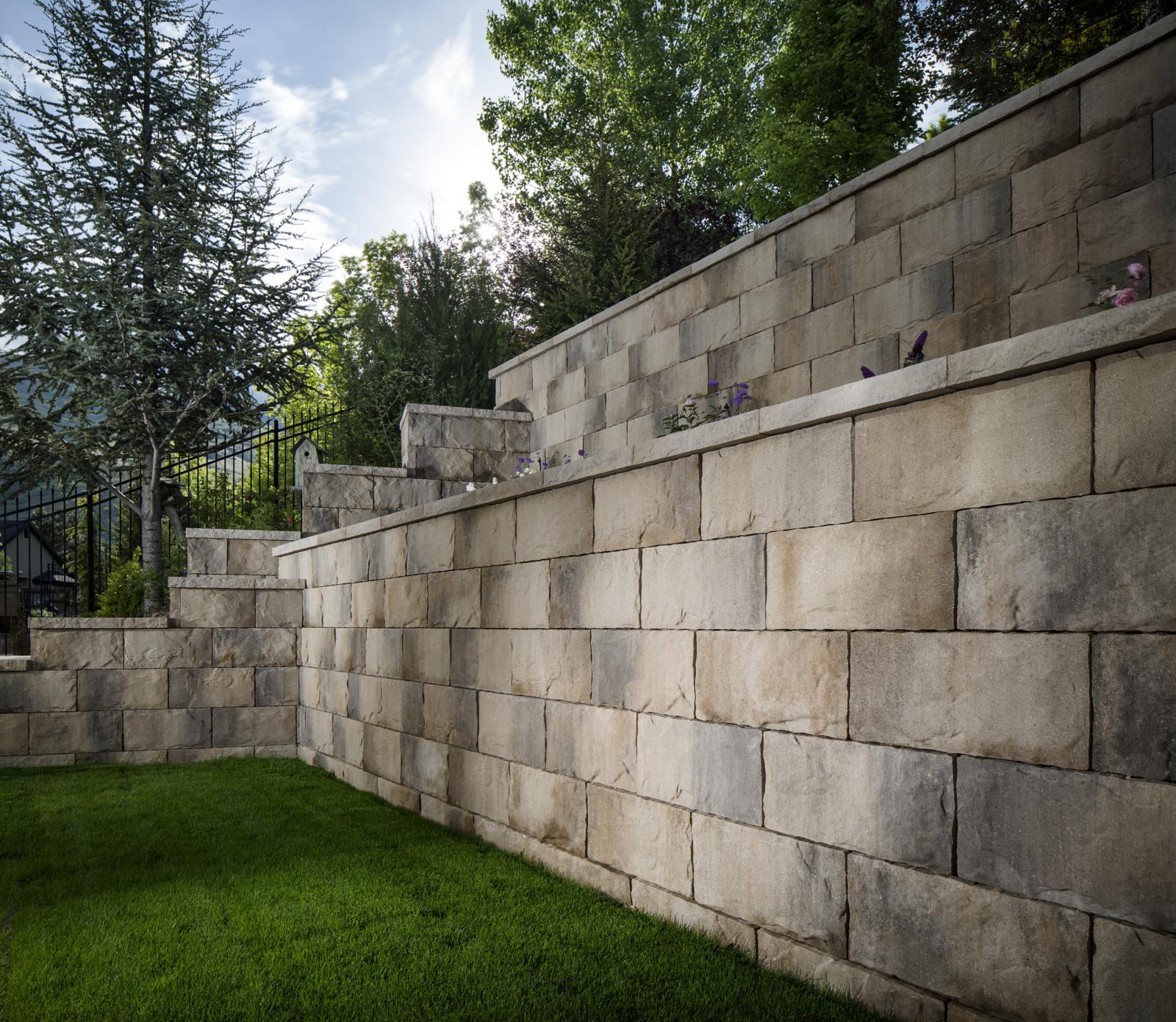 Belgard Mega-Tandem Wall Paver
