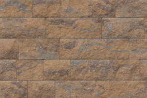Belgard Celtik Wall Pavers in Toscana