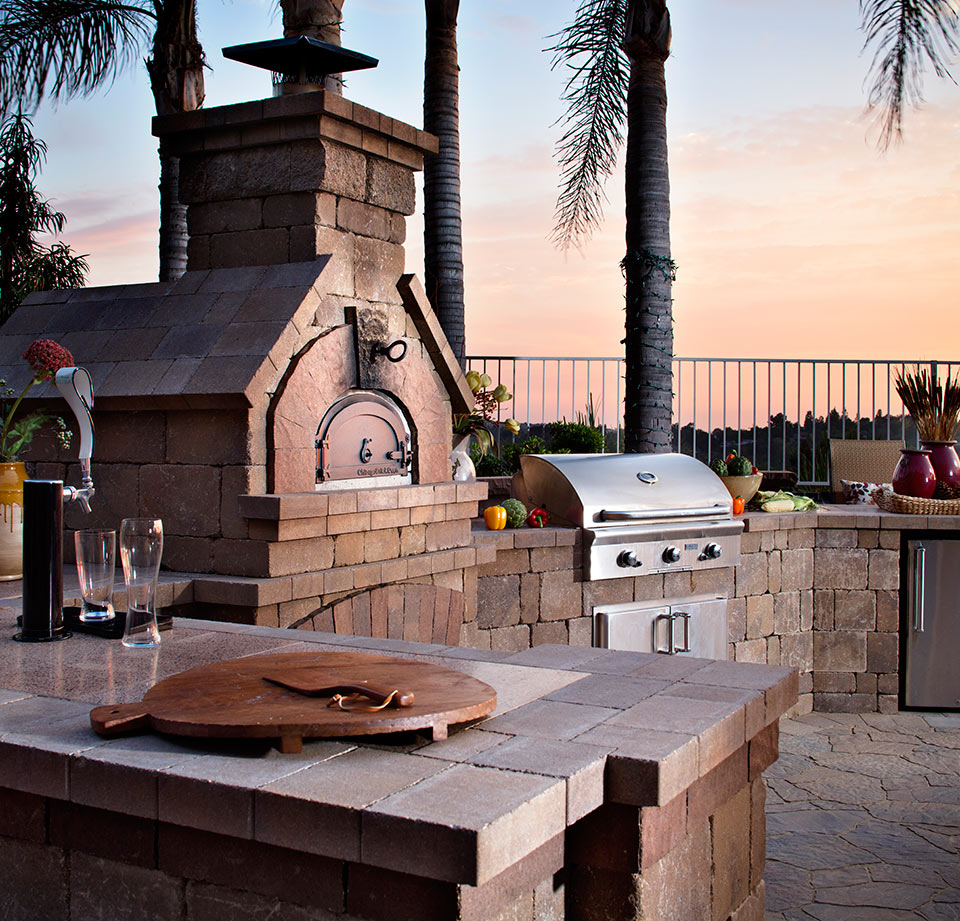 Belgard Brick Oven - Pavers 4 Less