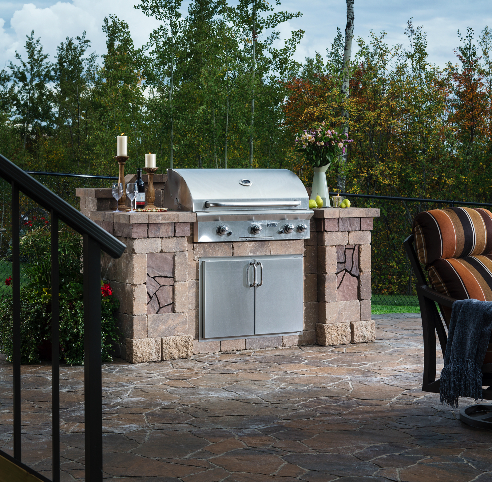 Belgard Pavers Bristol Outdoor Elements