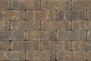 Belgard Weston Stone Wall Paver in Toscana