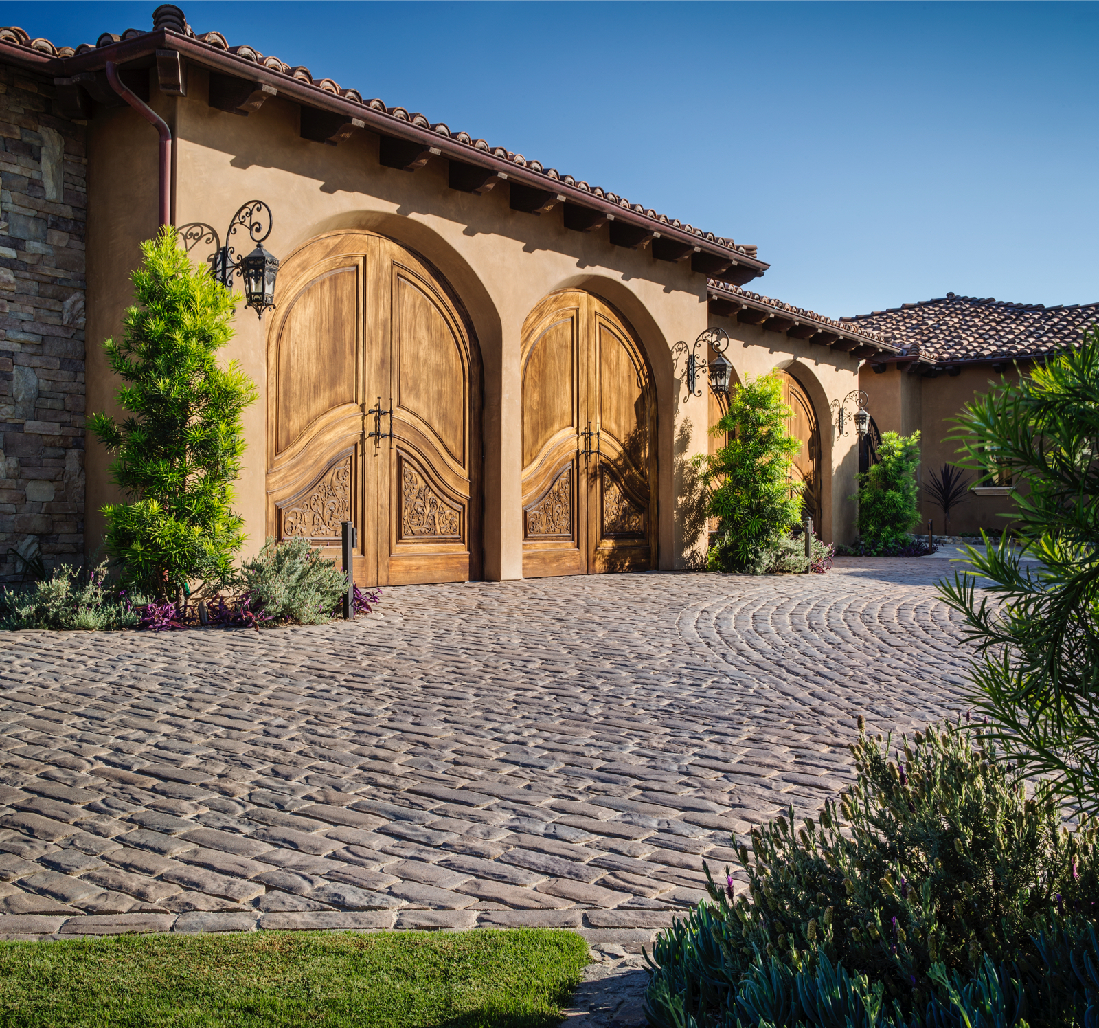 Old World Cobble Pavers 4 Less