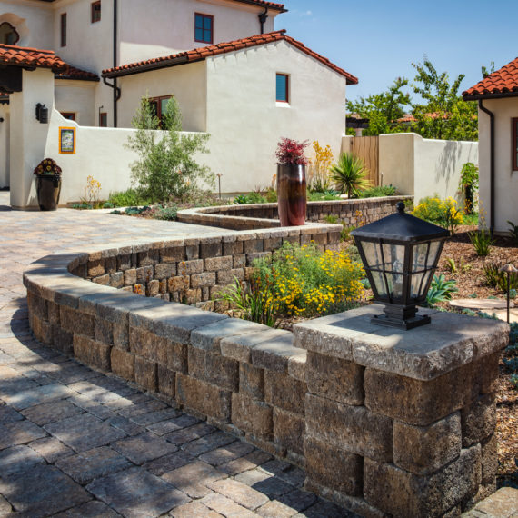 Belgard Castle Manor Wall Paver