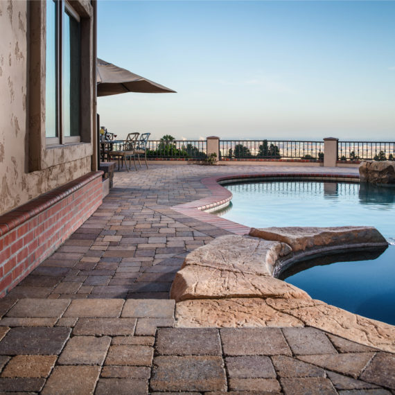 Belgard Patios Pools Dublin Cobble Pavers
