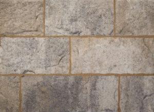 Belgard Mega-Tandem Wall Paver in Victorian